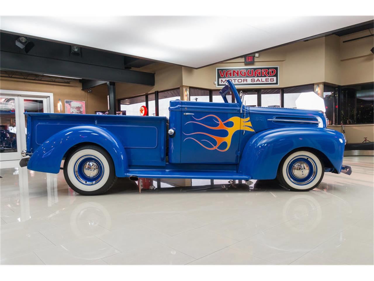Large Picture of 1947 Ford Pickup located in Plymouth Michigan - JIQ0