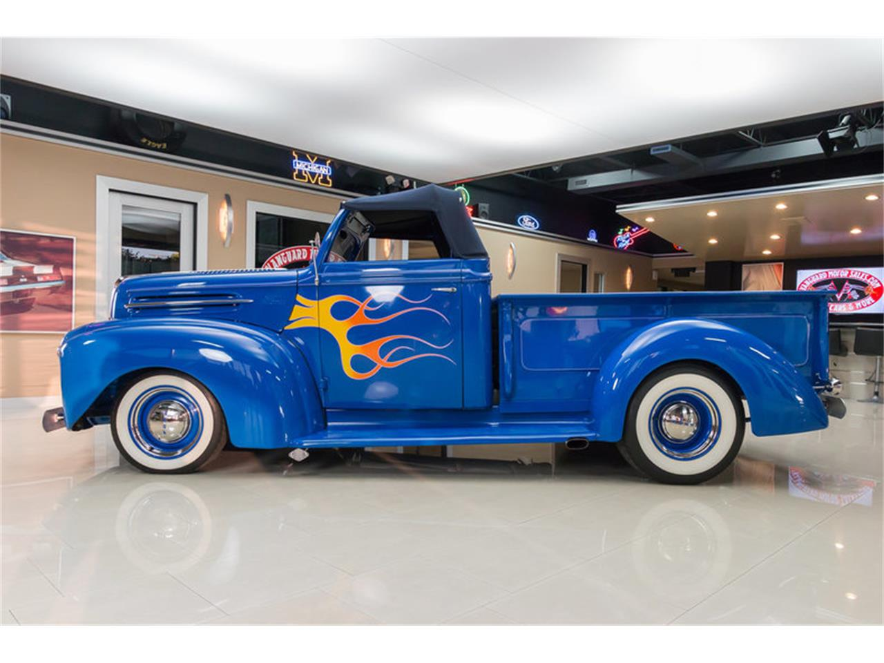 Large Picture of '47 Ford Pickup located in Plymouth Michigan - JIQ0