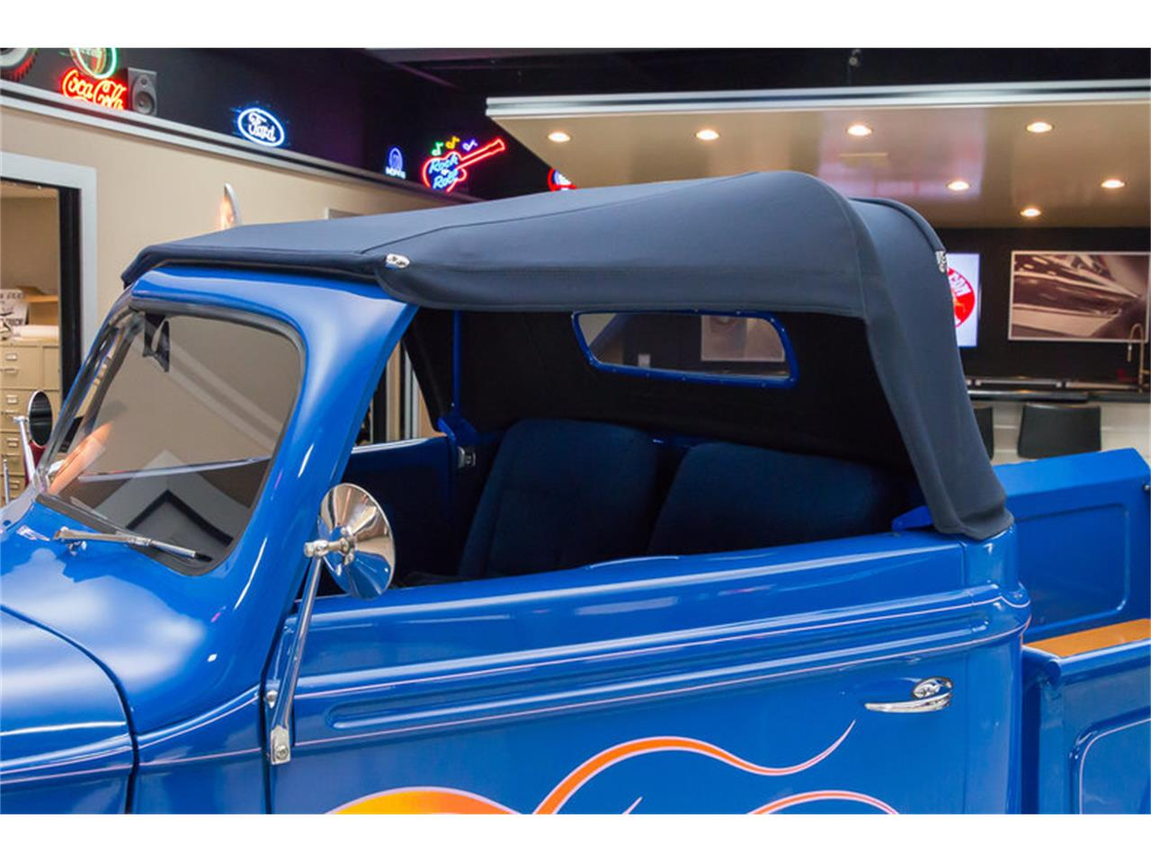 Large Picture of Classic 1947 Ford Pickup located in Michigan Offered by Vanguard Motor Sales - JIQ0