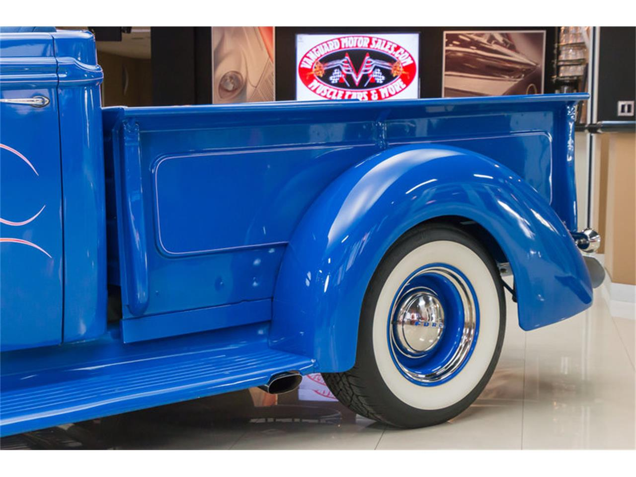 Large Picture of Classic 1947 Pickup located in Plymouth Michigan - $34,900.00 - JIQ0