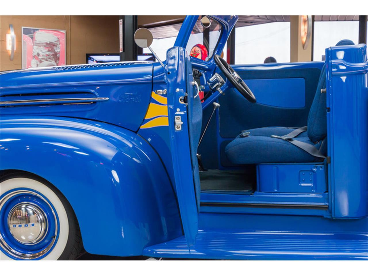 Large Picture of '47 Ford Pickup - $34,900.00 Offered by Vanguard Motor Sales - JIQ0