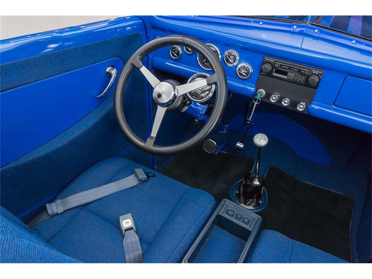 Large Picture of Classic 1947 Ford Pickup located in Plymouth Michigan Offered by Vanguard Motor Sales - JIQ0