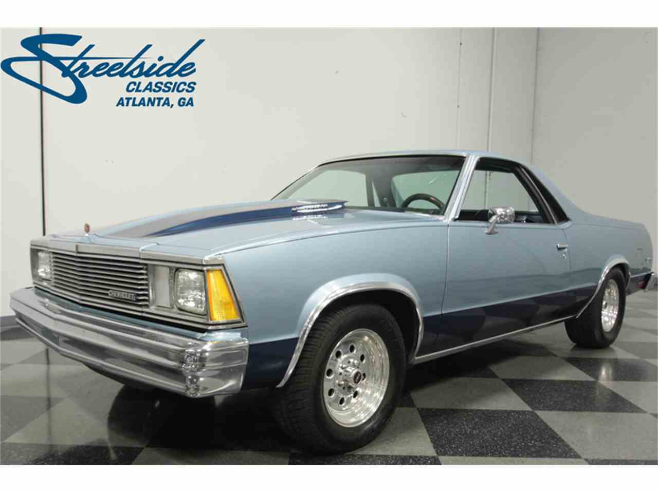 Large Picture of '81 El Camino - JIQX
