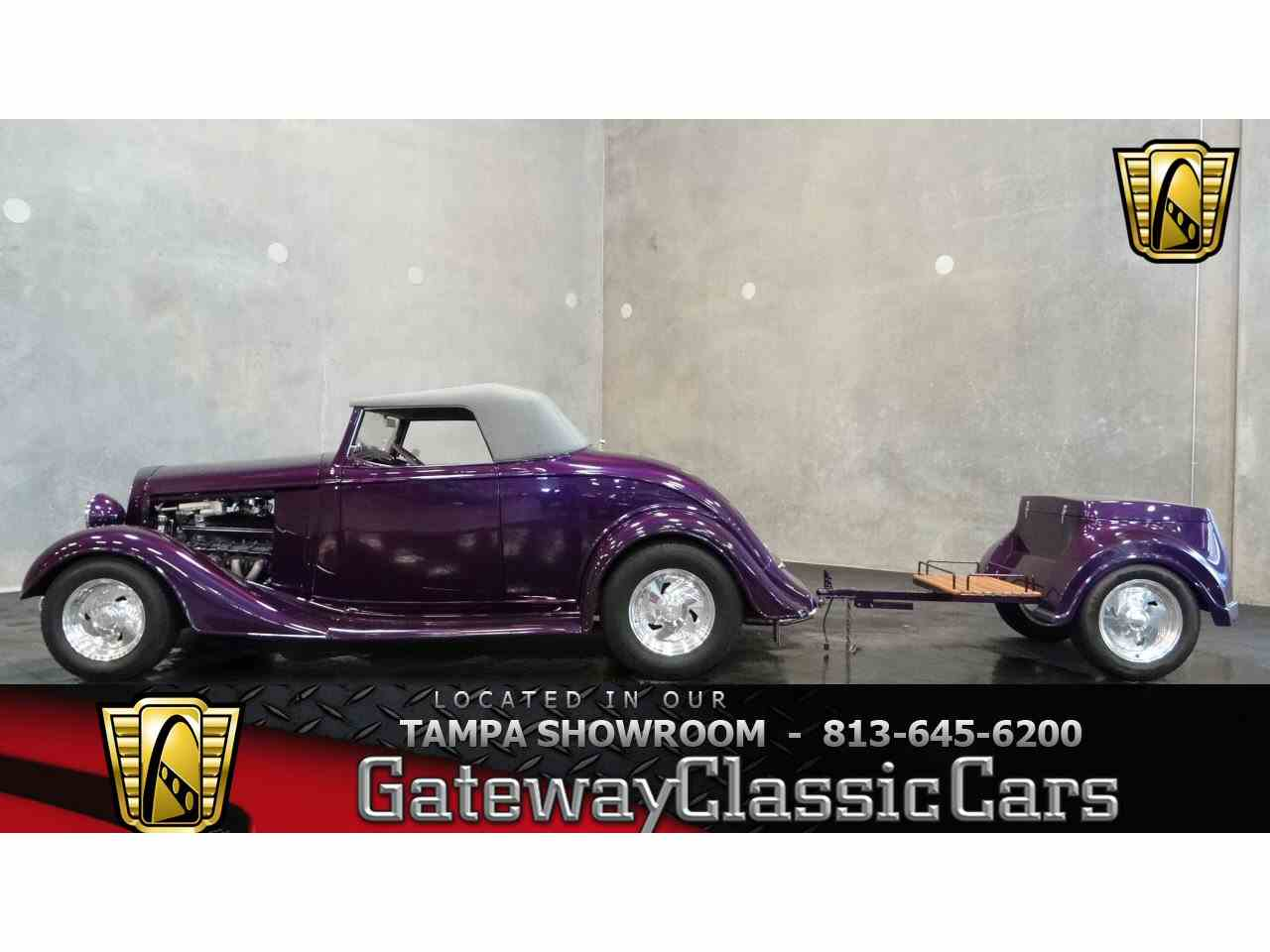 1934 Chevrolet Antique for Sale | ClassicCars.com | CC-917762