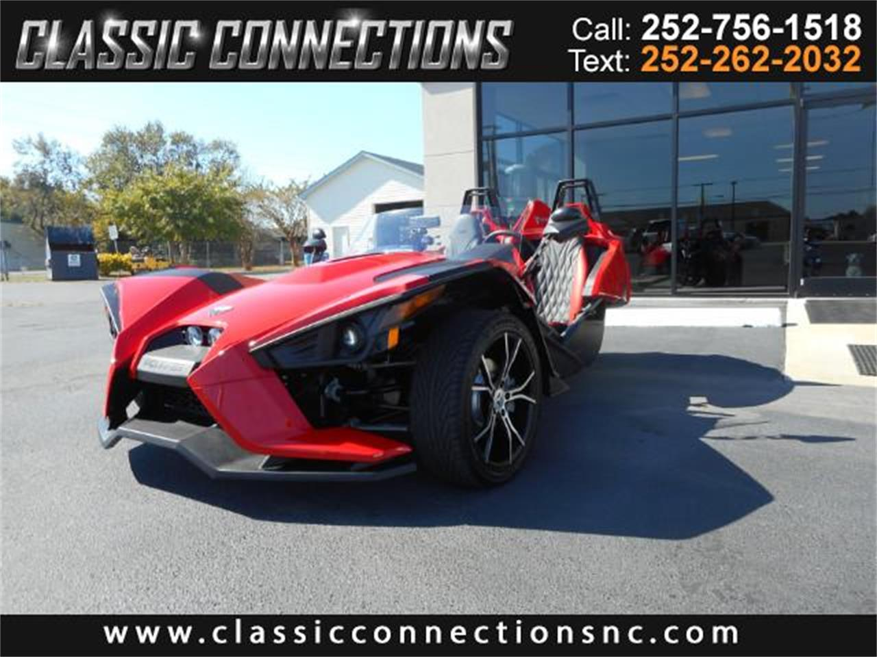 Large Picture of '15 Polaris Slingshot Offered by Classic Connections - JOAT
