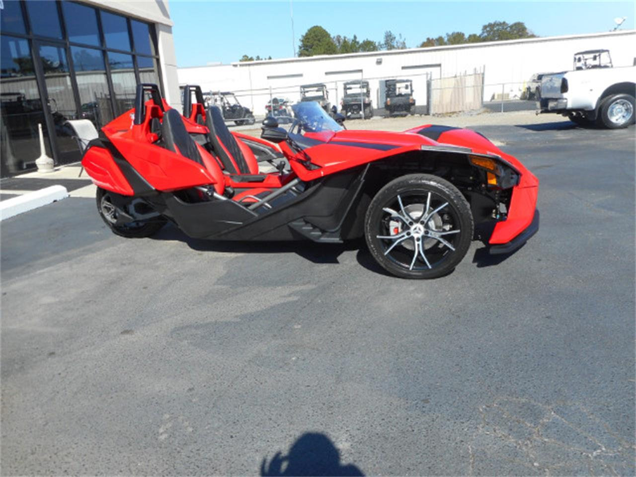 Large Picture of 2015 Polaris Slingshot located in North Carolina - JOAT