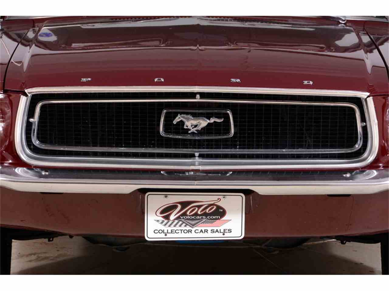 Large Picture of Classic 1968 Ford Mustang - $14,998.00 - JOB6