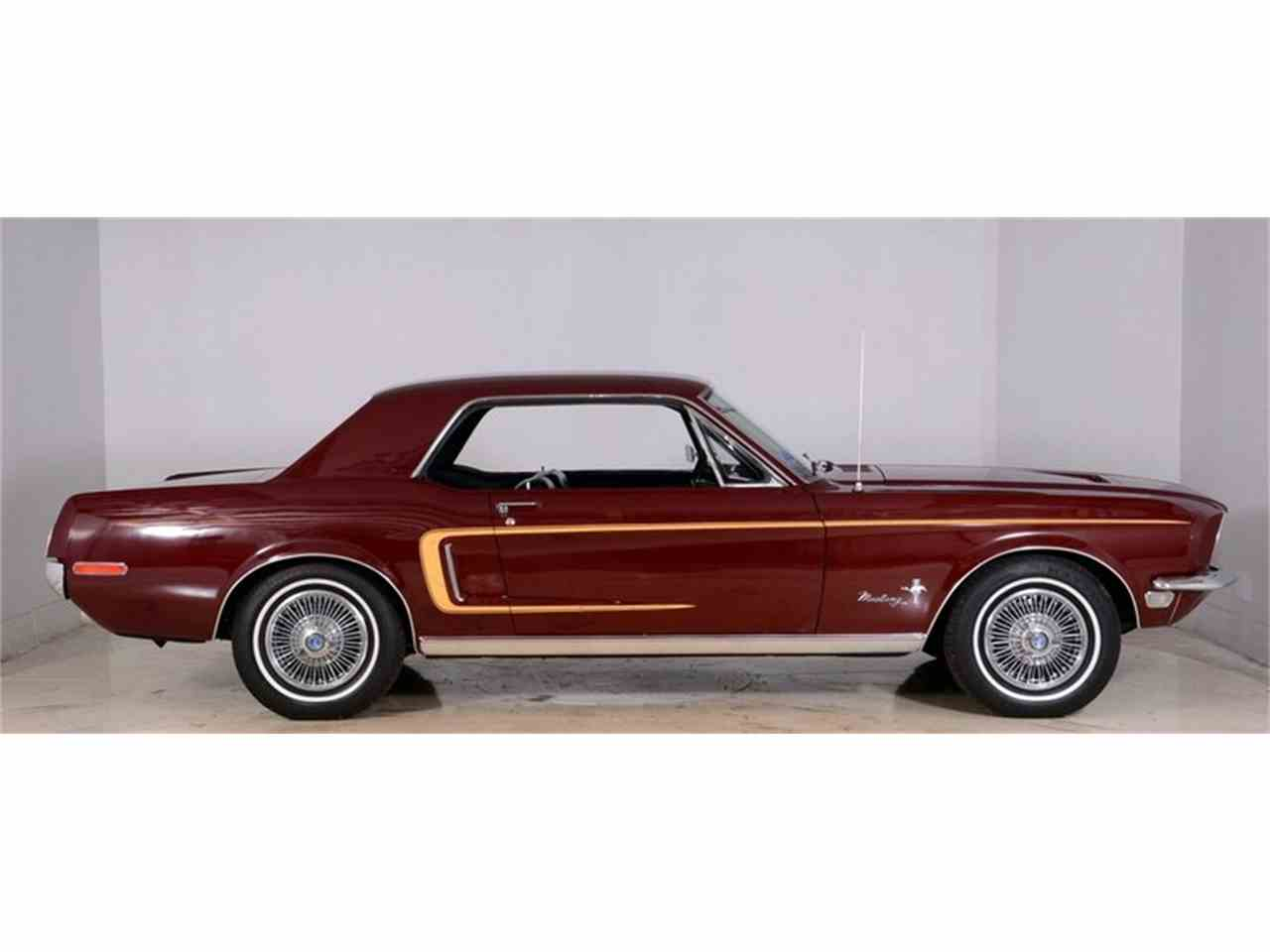 Large Picture of '68 Mustang located in Volo Illinois Offered by Volo Auto Museum - JOB6