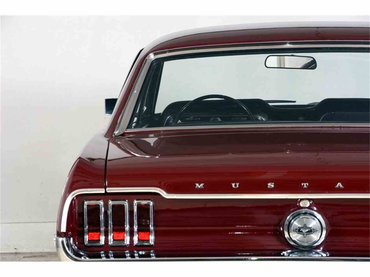 Large Picture of Classic '68 Mustang Offered by Volo Auto Museum - JOB6
