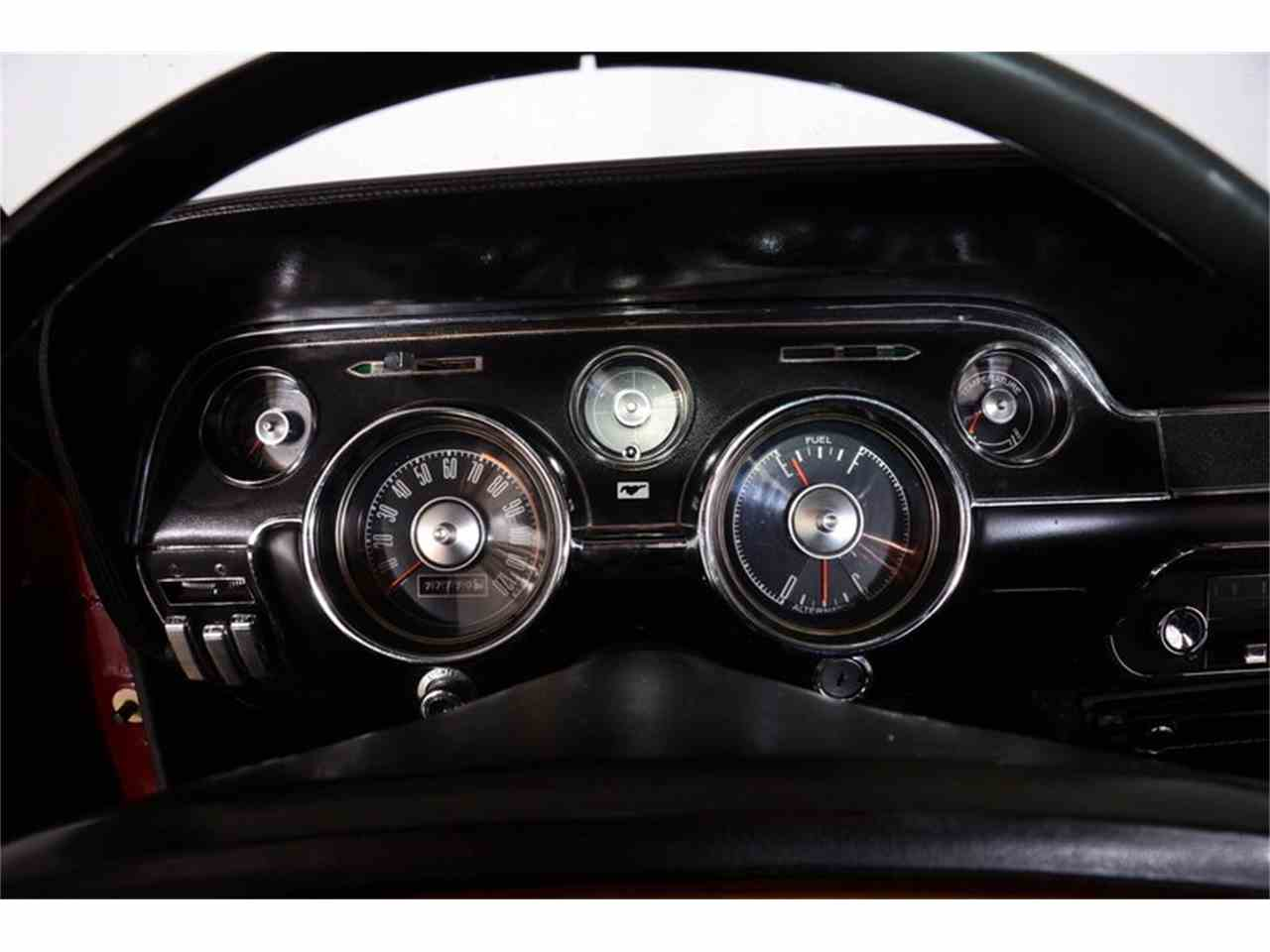 Large Picture of Classic '68 Mustang located in Illinois - $14,998.00 Offered by Volo Auto Museum - JOB6