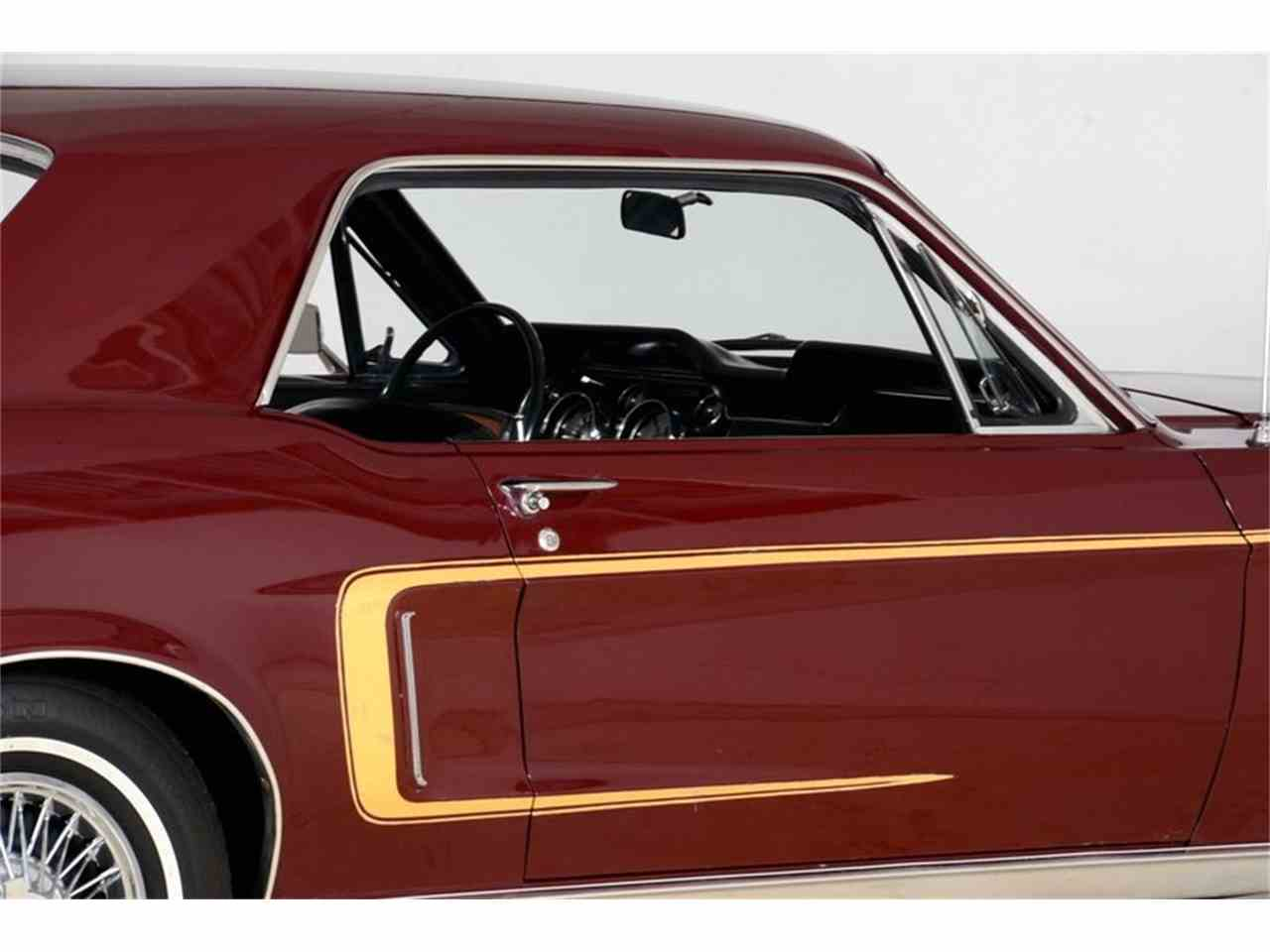 Large Picture of 1968 Mustang - $14,998.00 Offered by Volo Auto Museum - JOB6