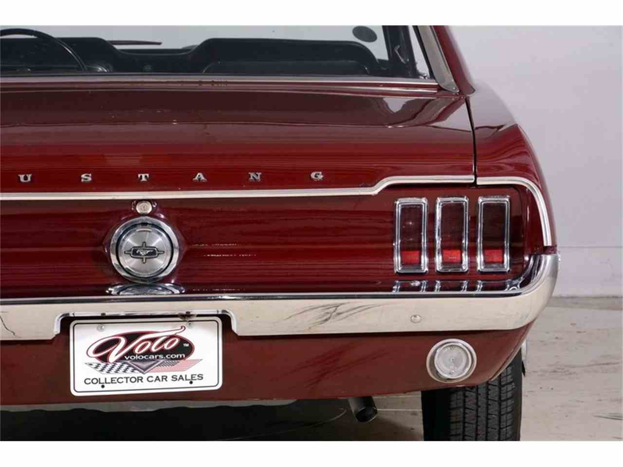 Large Picture of Classic '68 Mustang - $14,998.00 Offered by Volo Auto Museum - JOB6