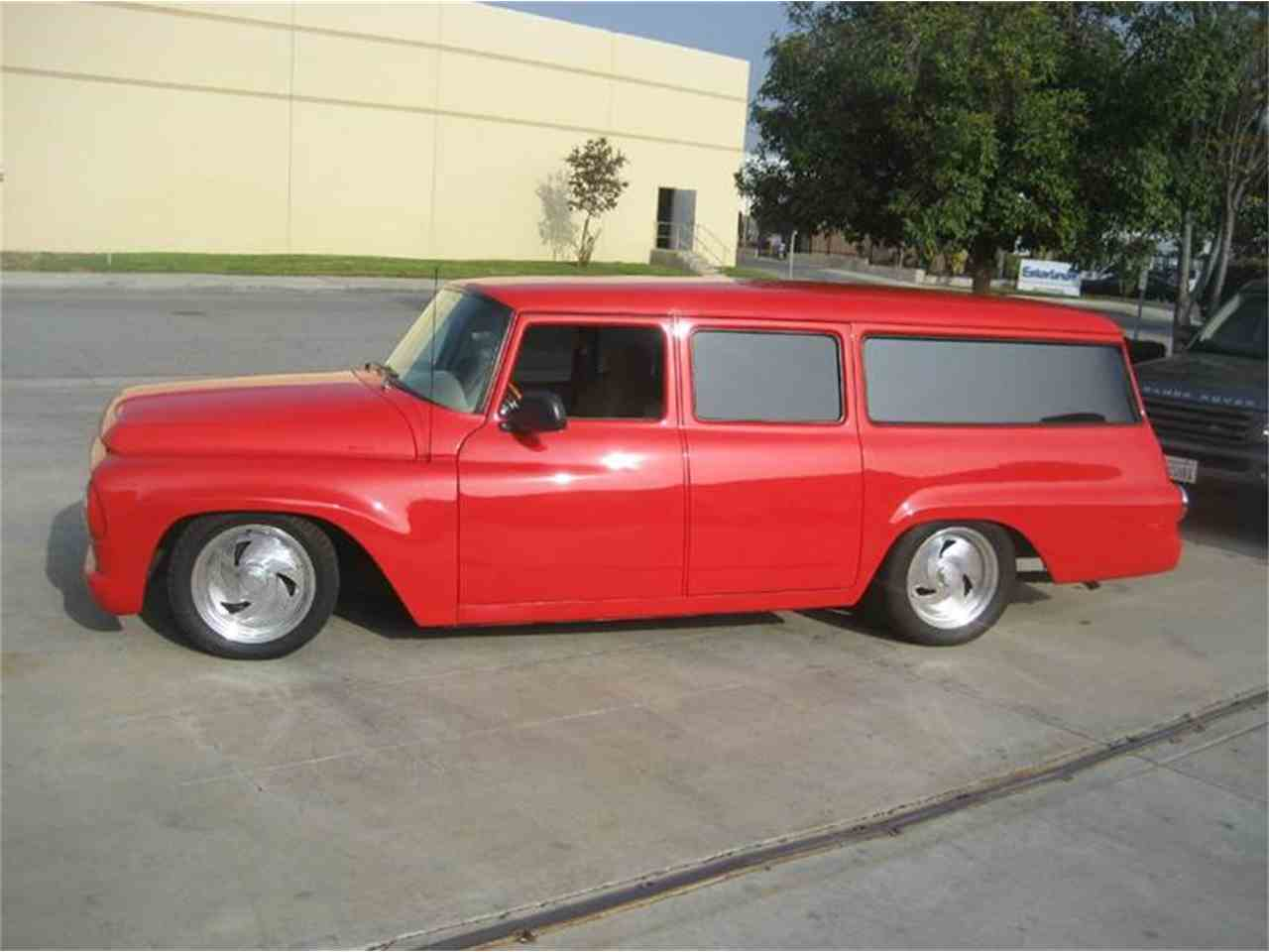 Large Picture of Classic '64 International Harvester Travelall located in Brea California - $25,000.00 - JOB9