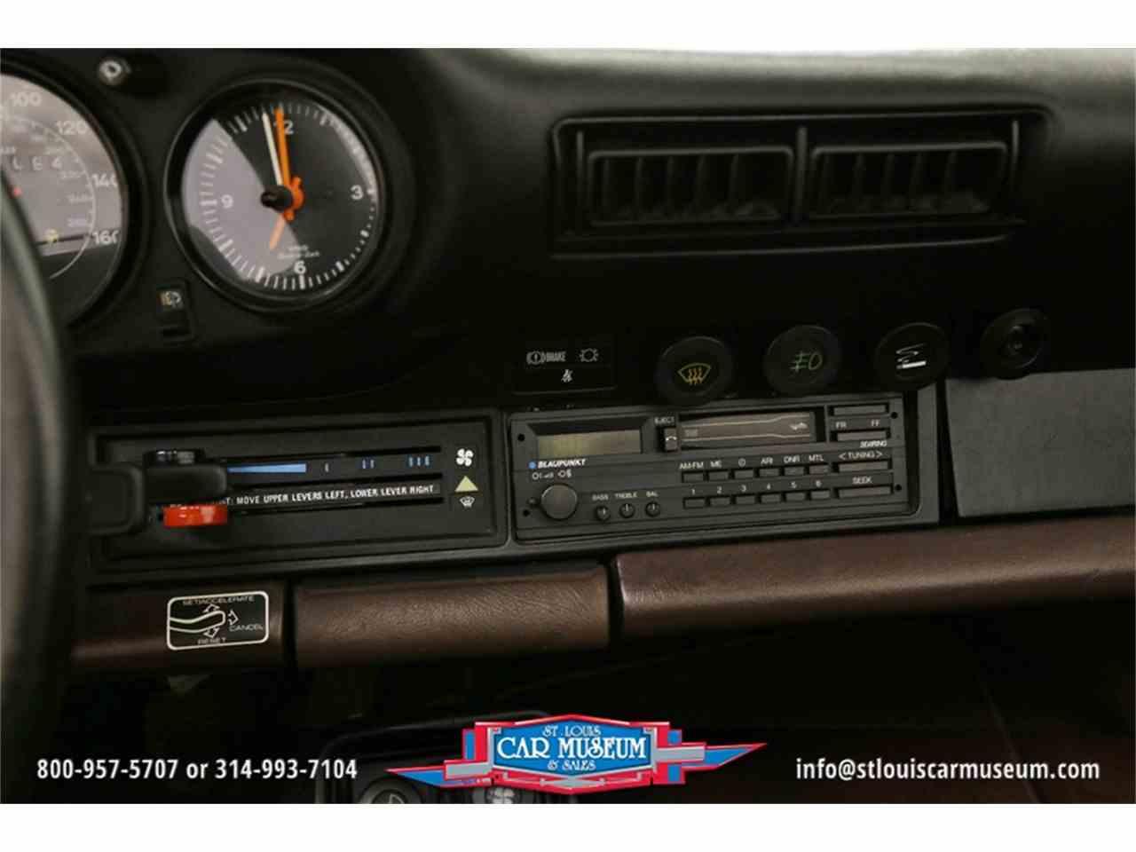 Large Picture of '84 911 Carrera Turbo-Look Cabriolet - JOC2