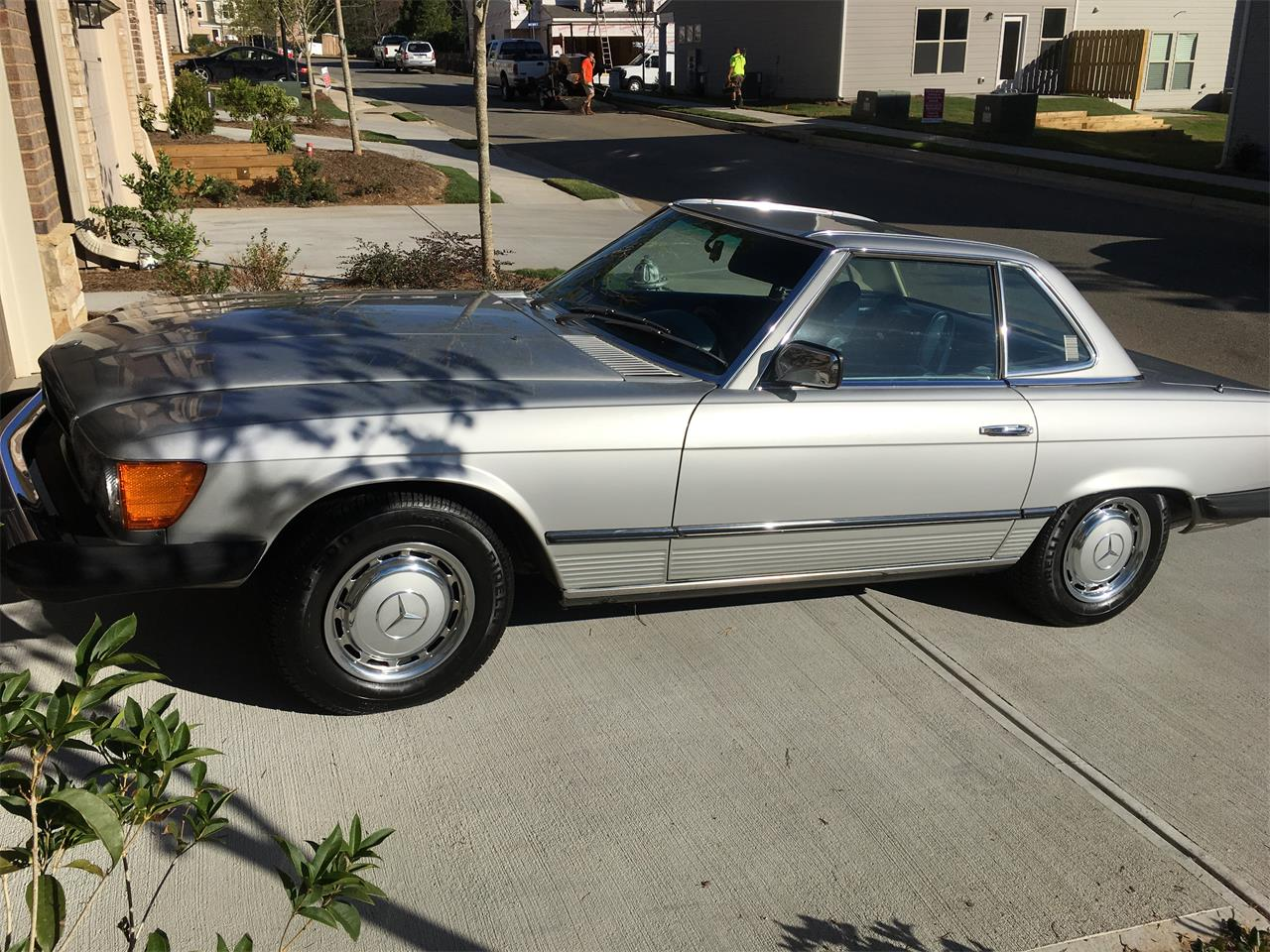 Large Picture of 1977 450SL located in Lawrenceville Georgia Offered by a Private Seller - JIS4