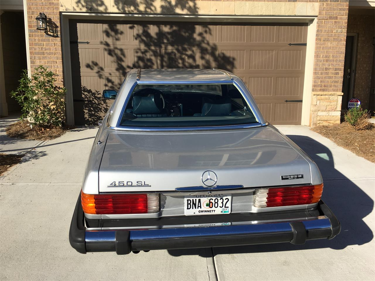Large Picture of '77 Mercedes-Benz 450SL located in Lawrenceville Georgia - $19,000.00 - JIS4