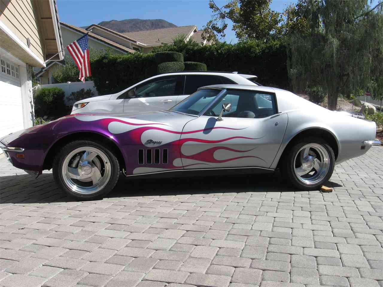 Large Picture of '69 Corvette Stingray - JIS5