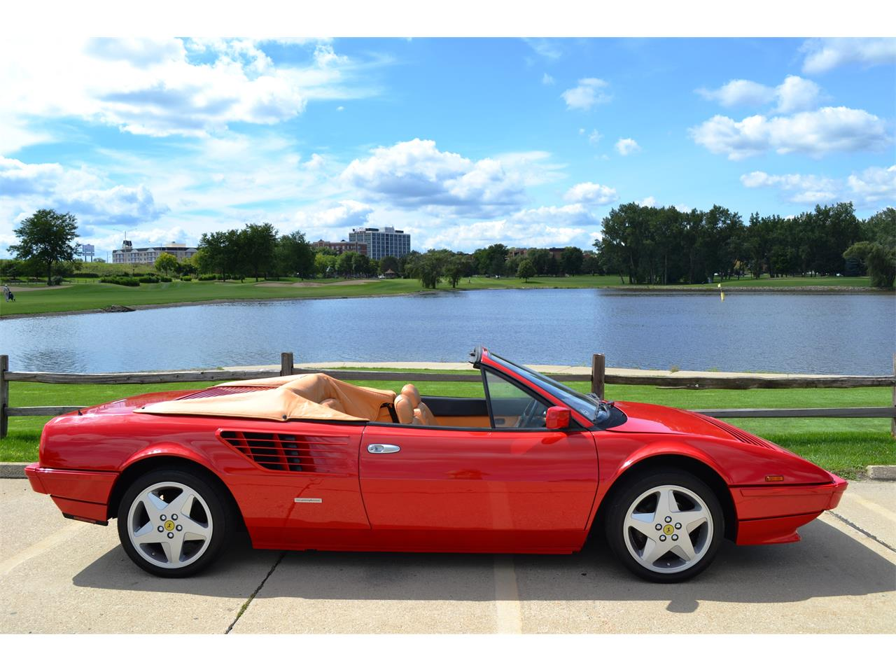 Large Picture of '85 Mondial located in Illinois Offered by Roadster Salon - JOFL