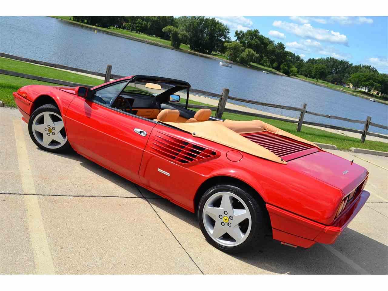 Large Picture of '85 Ferrari Mondial - JOFL