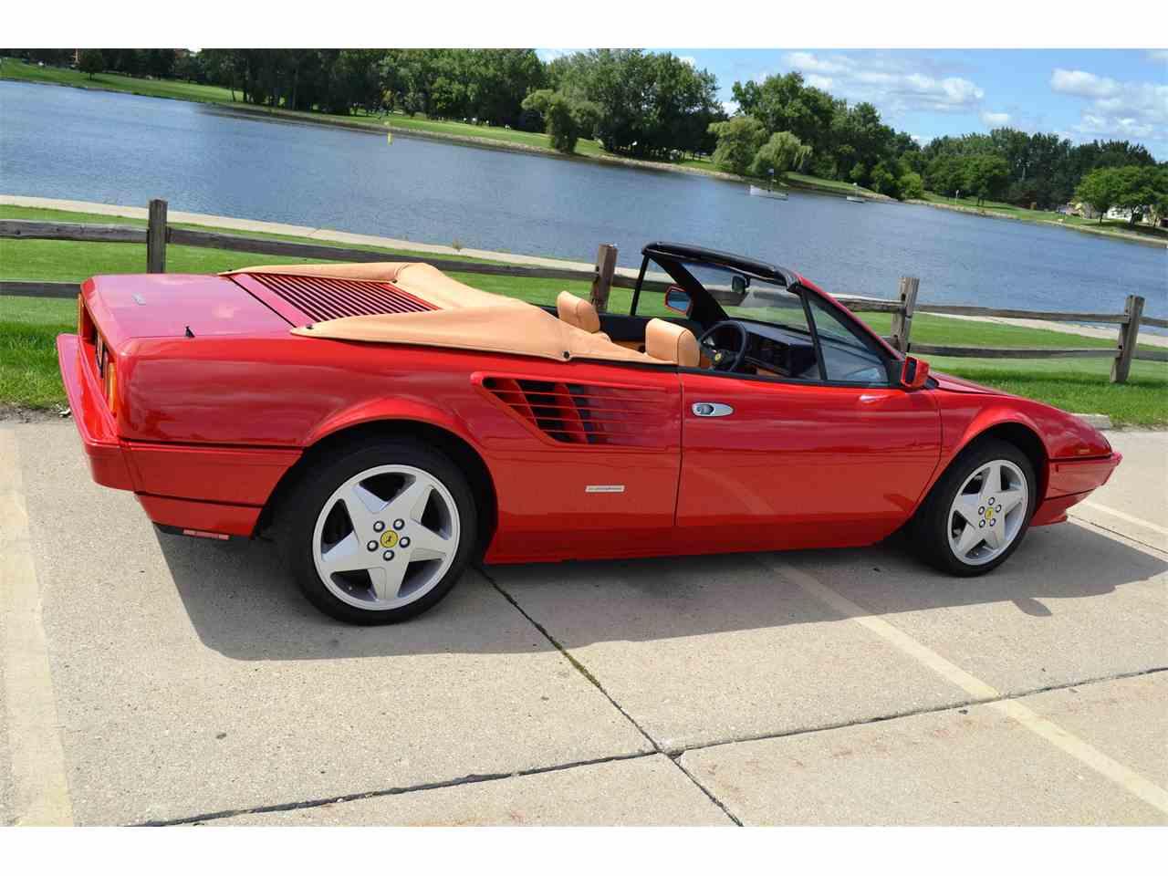 Large Picture of 1985 Ferrari Mondial located in Barrington Illinois - JOFL