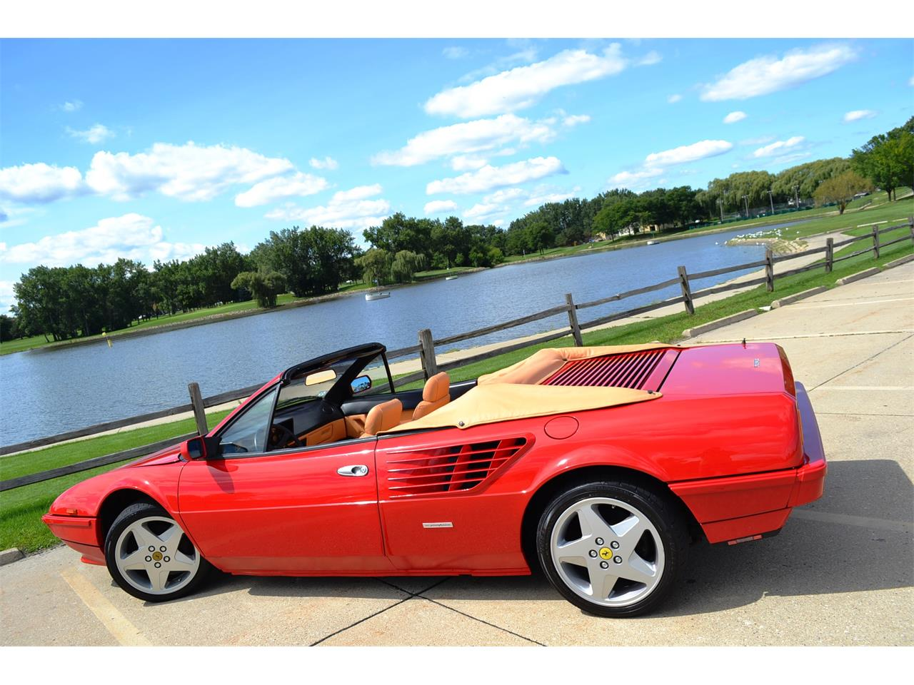 Large Picture of 1985 Mondial - $49,950.00 Offered by Roadster Salon - JOFL