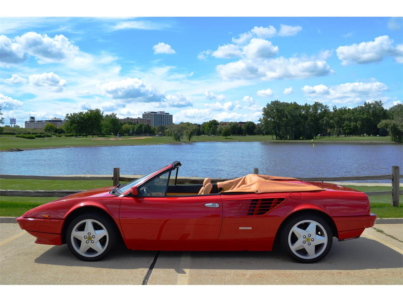 Large Picture of 1985 Mondial - $49,950.00 - JOFL