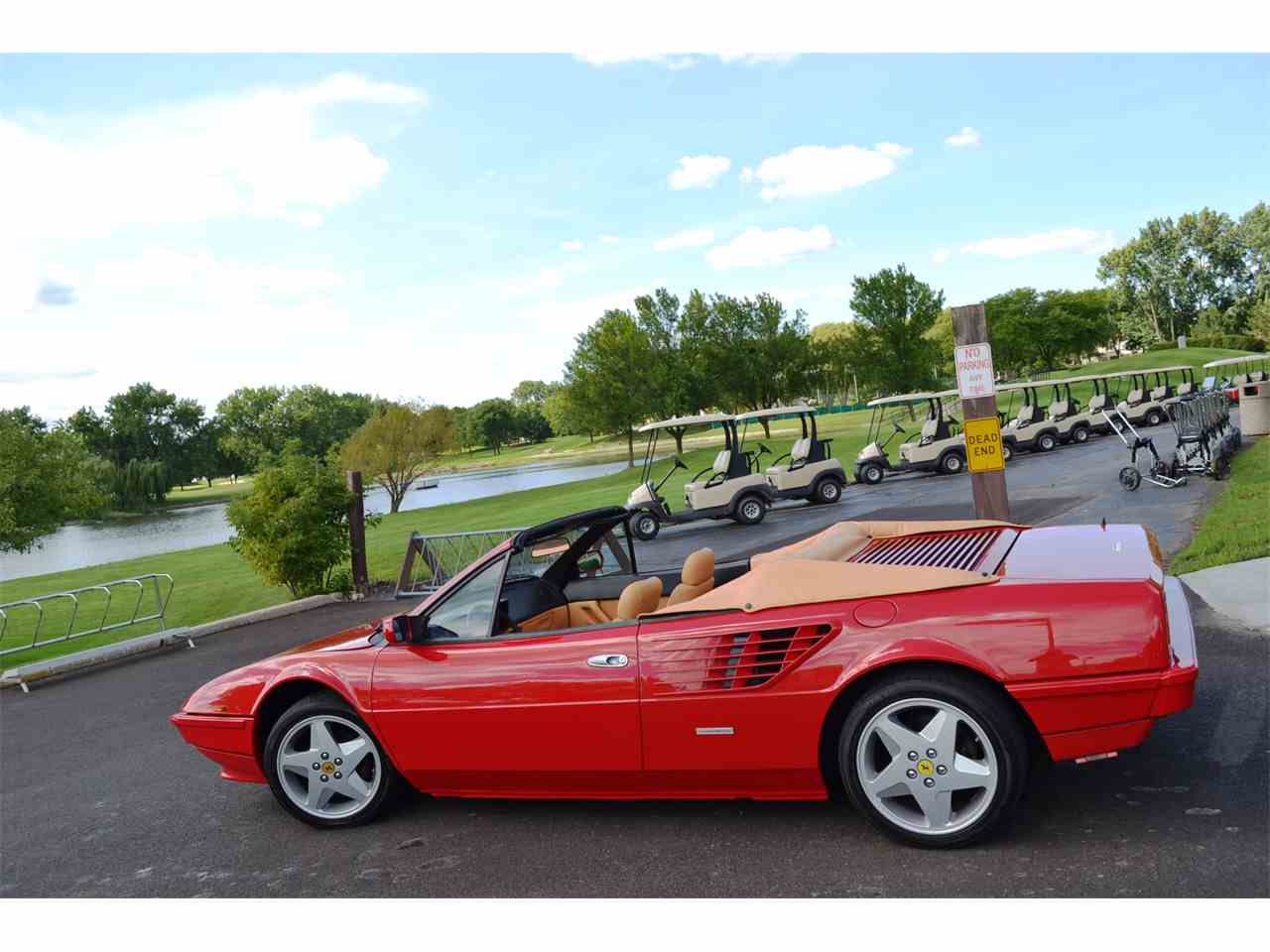Large Picture of '85 Mondial - $49,950.00 - JOFL