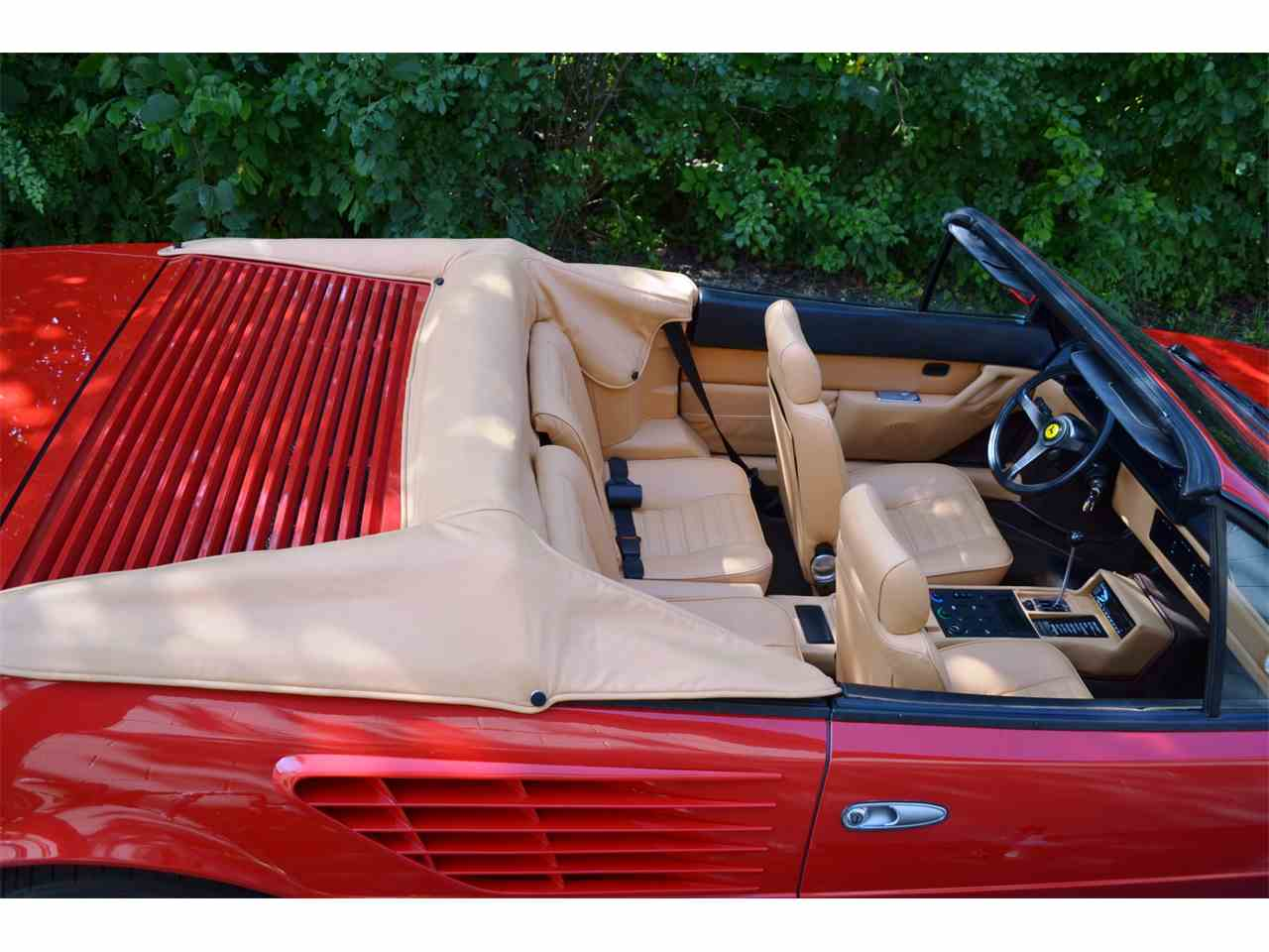Large Picture of '85 Ferrari Mondial located in Illinois - $49,950.00 Offered by Roadster Salon - JOFL