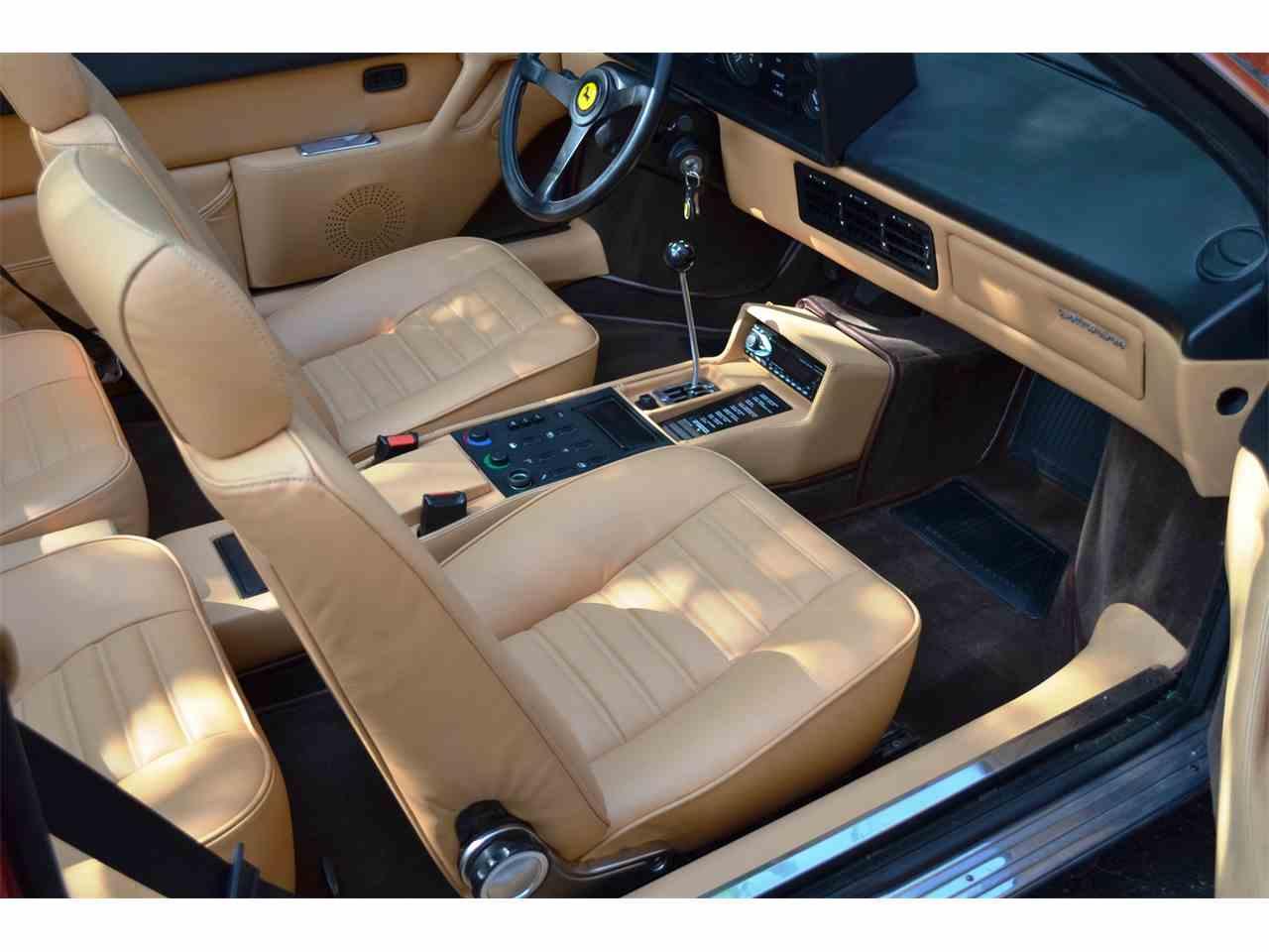 Large Picture of '85 Ferrari Mondial - $49,950.00 - JOFL