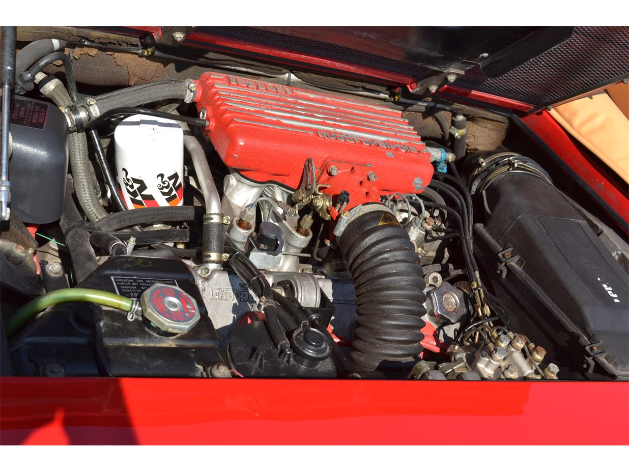 Large Picture of 1985 Ferrari Mondial - $49,950.00 Offered by Roadster Salon - JOFL