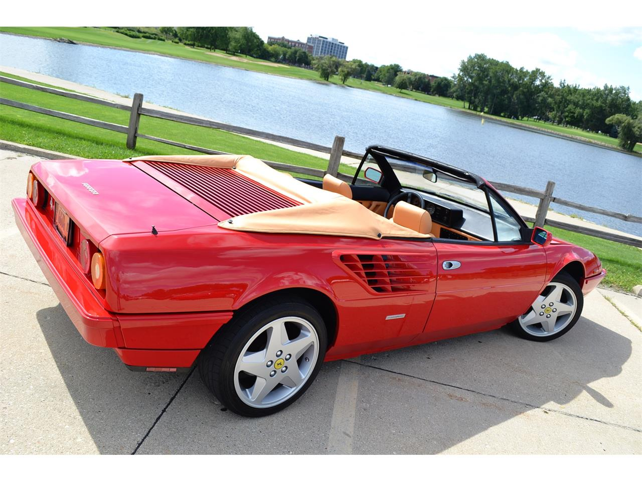 Large Picture of '85 Mondial - $49,950.00 Offered by Roadster Salon - JOFL