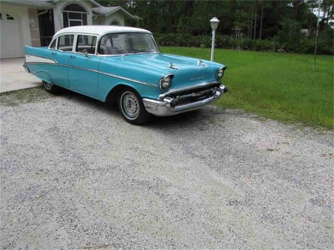 Large Picture of '57 Chevrolet Bel Air - $18,950.00 Offered by a Private Seller - JOG1