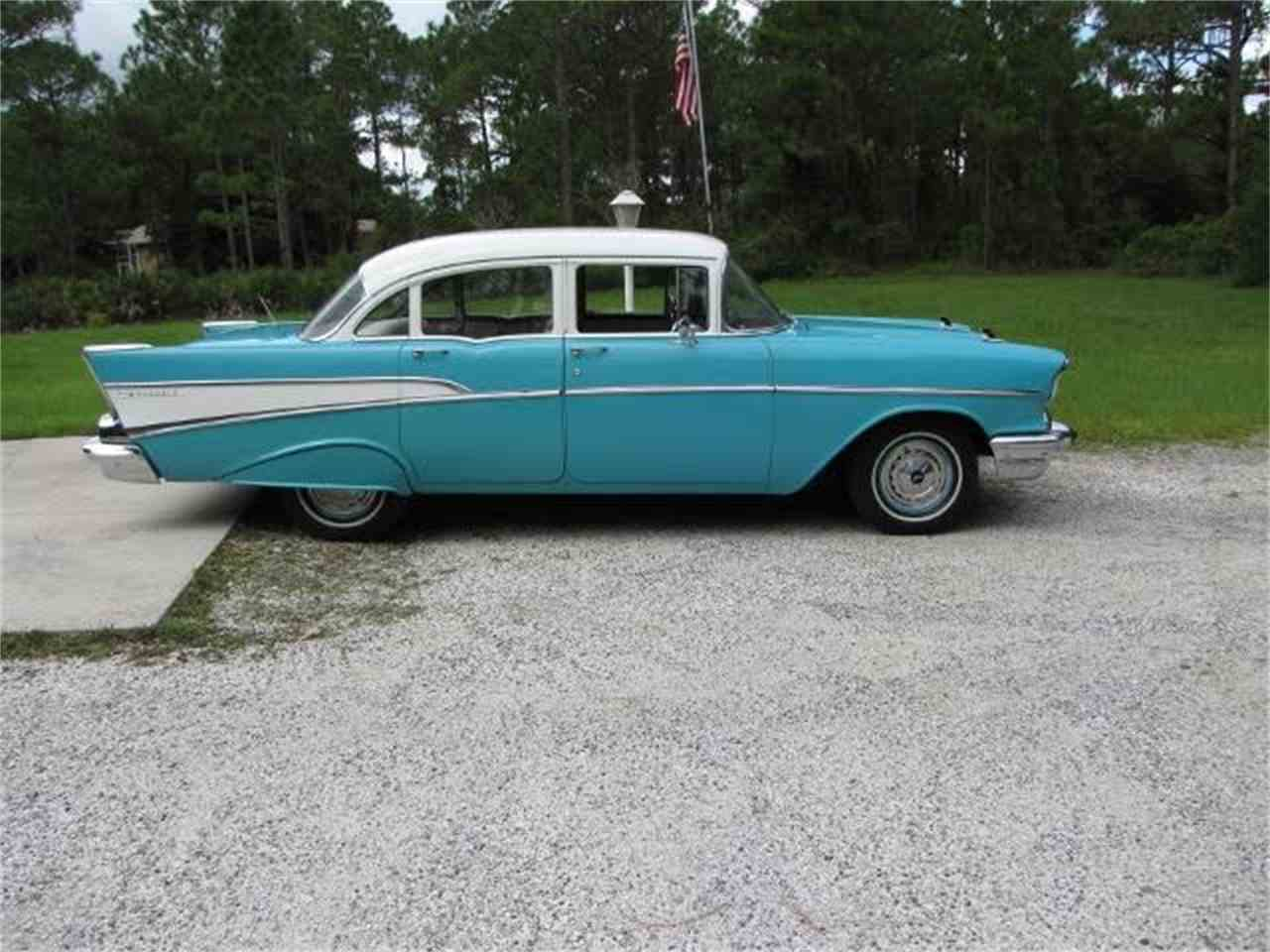 Large Picture of '57 Bel Air located in North Port Florida - $18,950.00 - JOG1