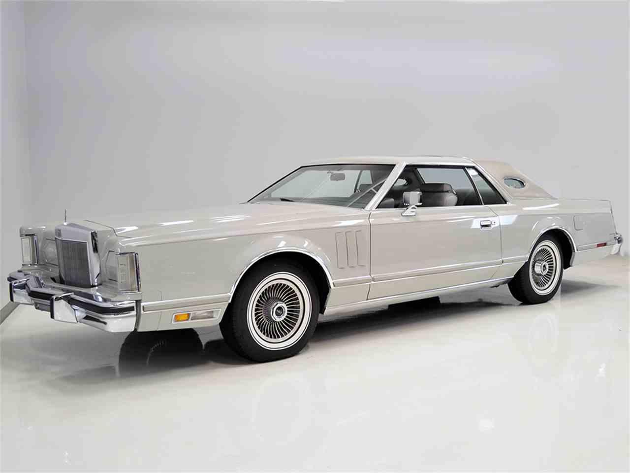 Large Picture of 1977 Lincoln Continental Mark V - $13,900.00 Offered by Harwood Motors, LTD. - JOGC