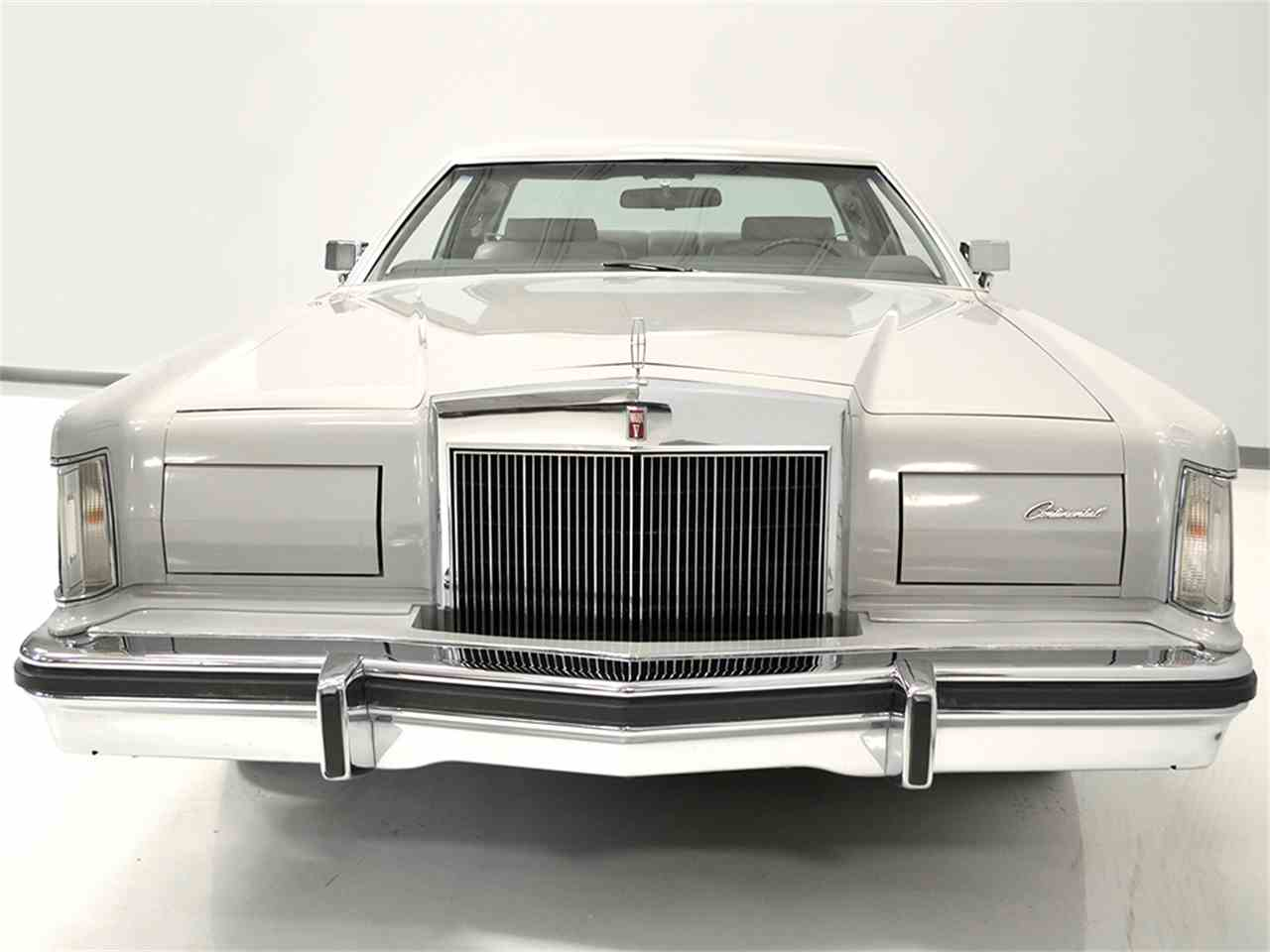 Large Picture of '77 Lincoln Continental Mark V - JOGC