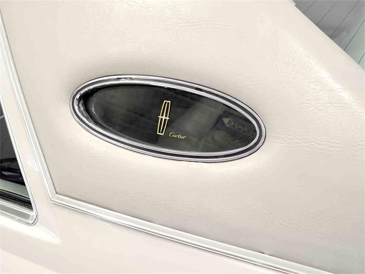 Large Picture of '77 Lincoln Continental Mark V Offered by Harwood Motors, LTD. - JOGC