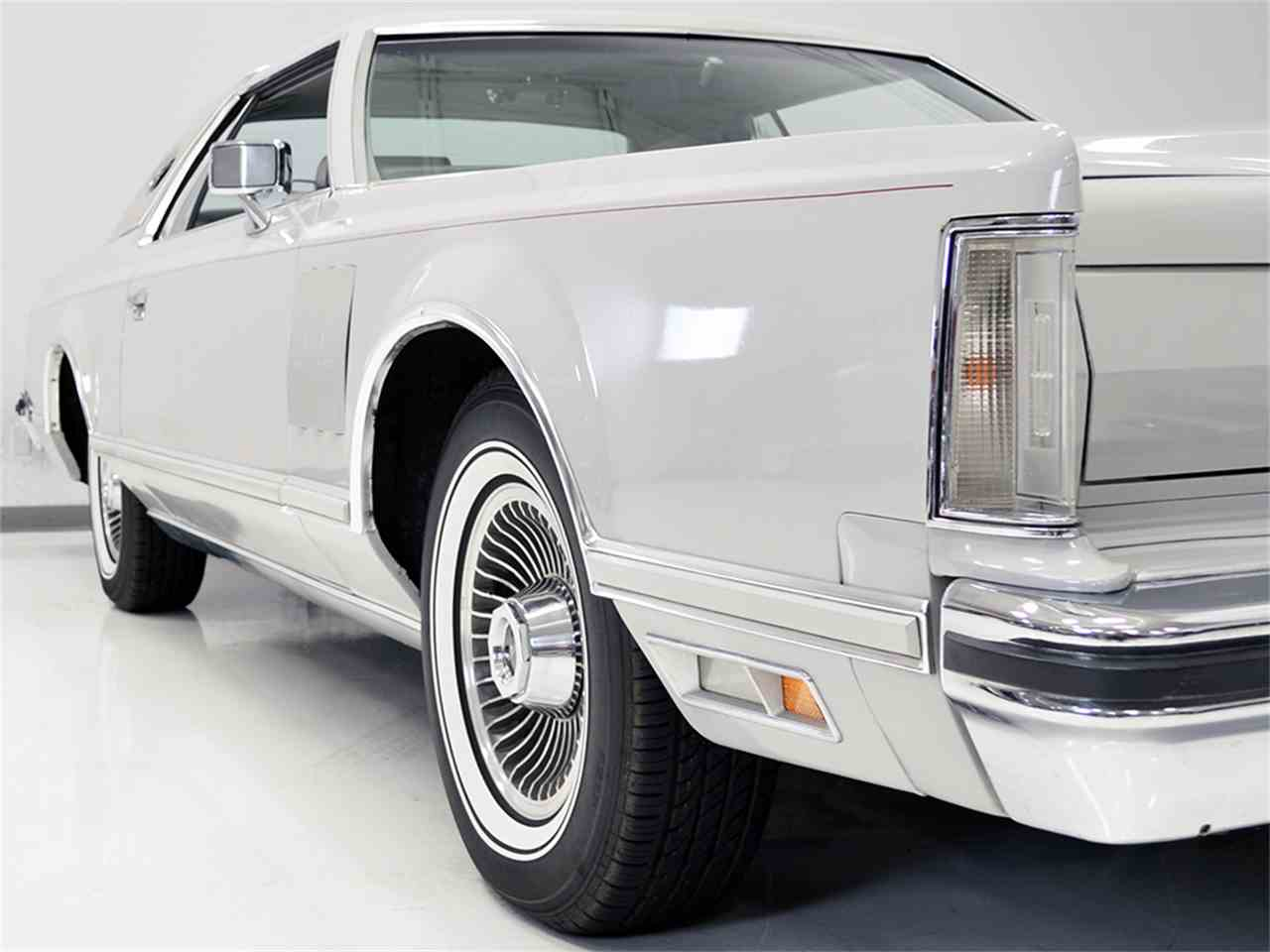 Large Picture of 1977 Lincoln Continental Mark V located in Ohio - $13,900.00 - JOGC