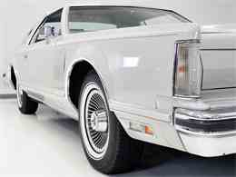 Picture of '77 Continental Mark V located in Macedonia Ohio Offered by Harwood Motors, LTD. - JOGC