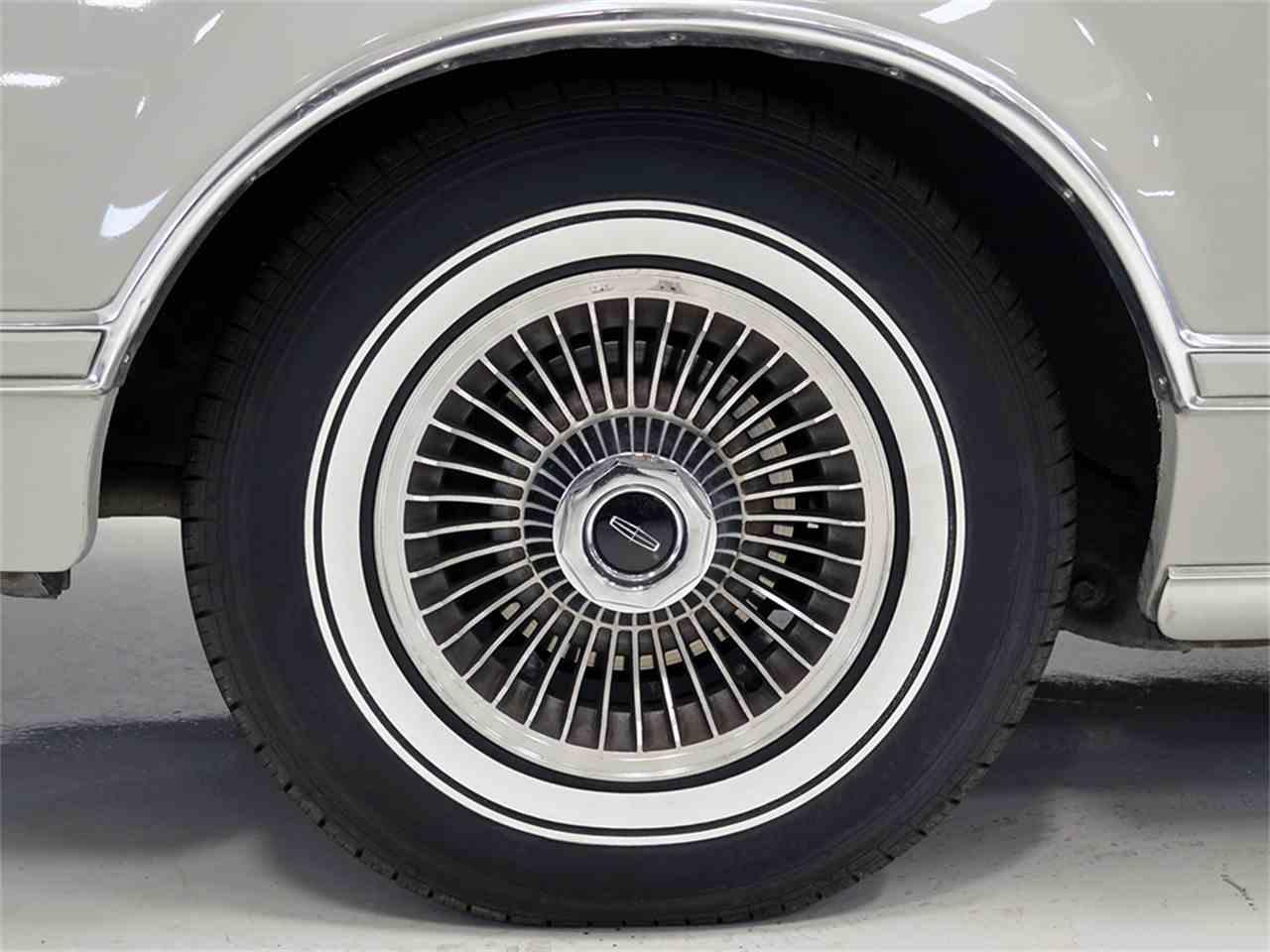 Large Picture of 1977 Continental Mark V - $13,900.00 Offered by Harwood Motors, LTD. - JOGC