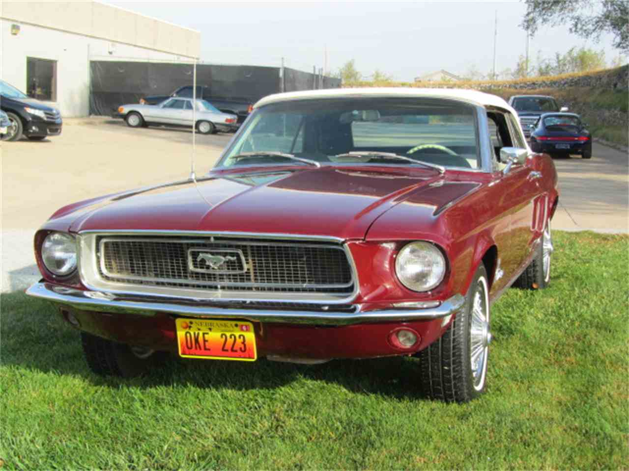 Large Picture of '68 Ford Mustang located in Nebraska - $35,900.00 Offered by Classic Auto Sales - JOGK