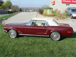 Picture of Classic 1968 Mustang located in Omaha Nebraska - $35,900.00 Offered by Classic Auto Sales - JOGK