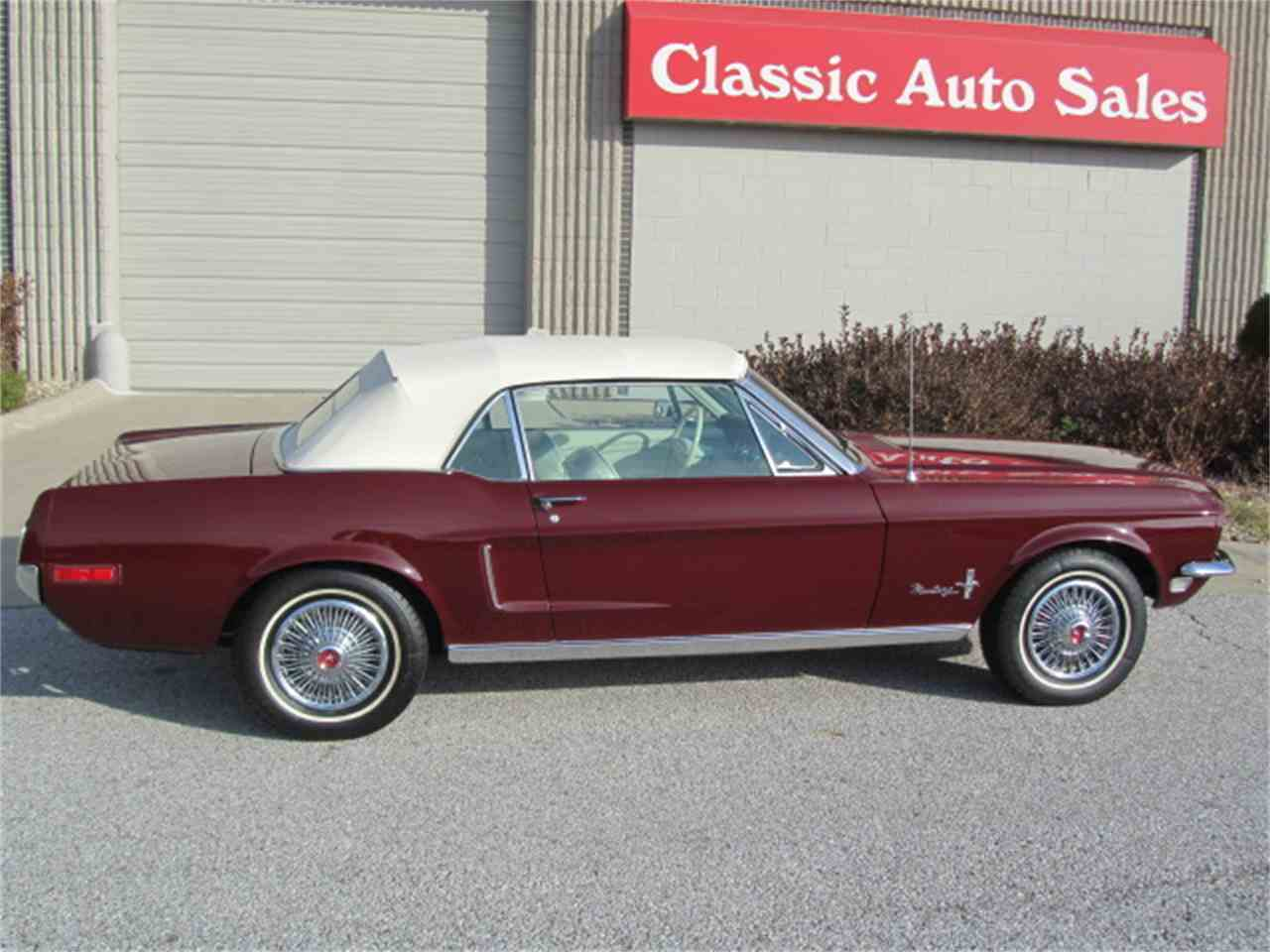 Large Picture of '68 Mustang - $35,900.00 Offered by Classic Auto Sales - JOGK