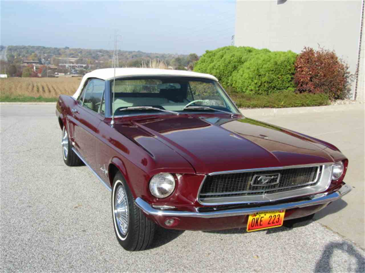 Large Picture of '68 Mustang located in Nebraska - JOGK