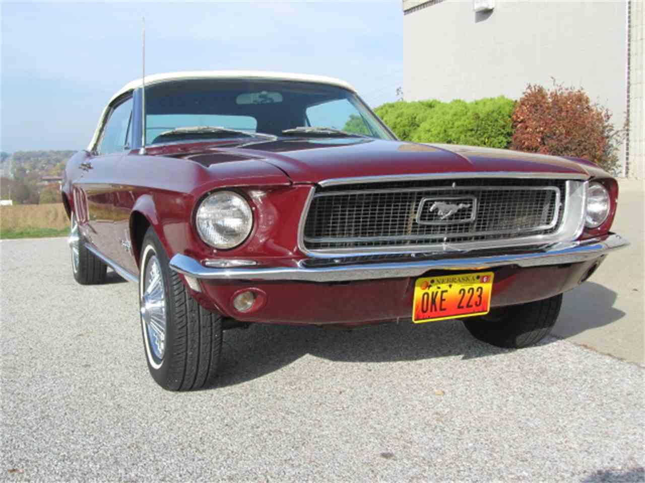 Large Picture of Classic 1968 Ford Mustang - JOGK