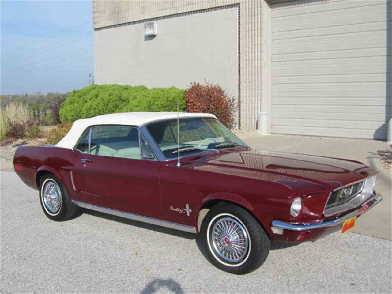 Large Picture of Classic '68 Ford Mustang - $35,900.00 Offered by Classic Auto Sales - JOGK
