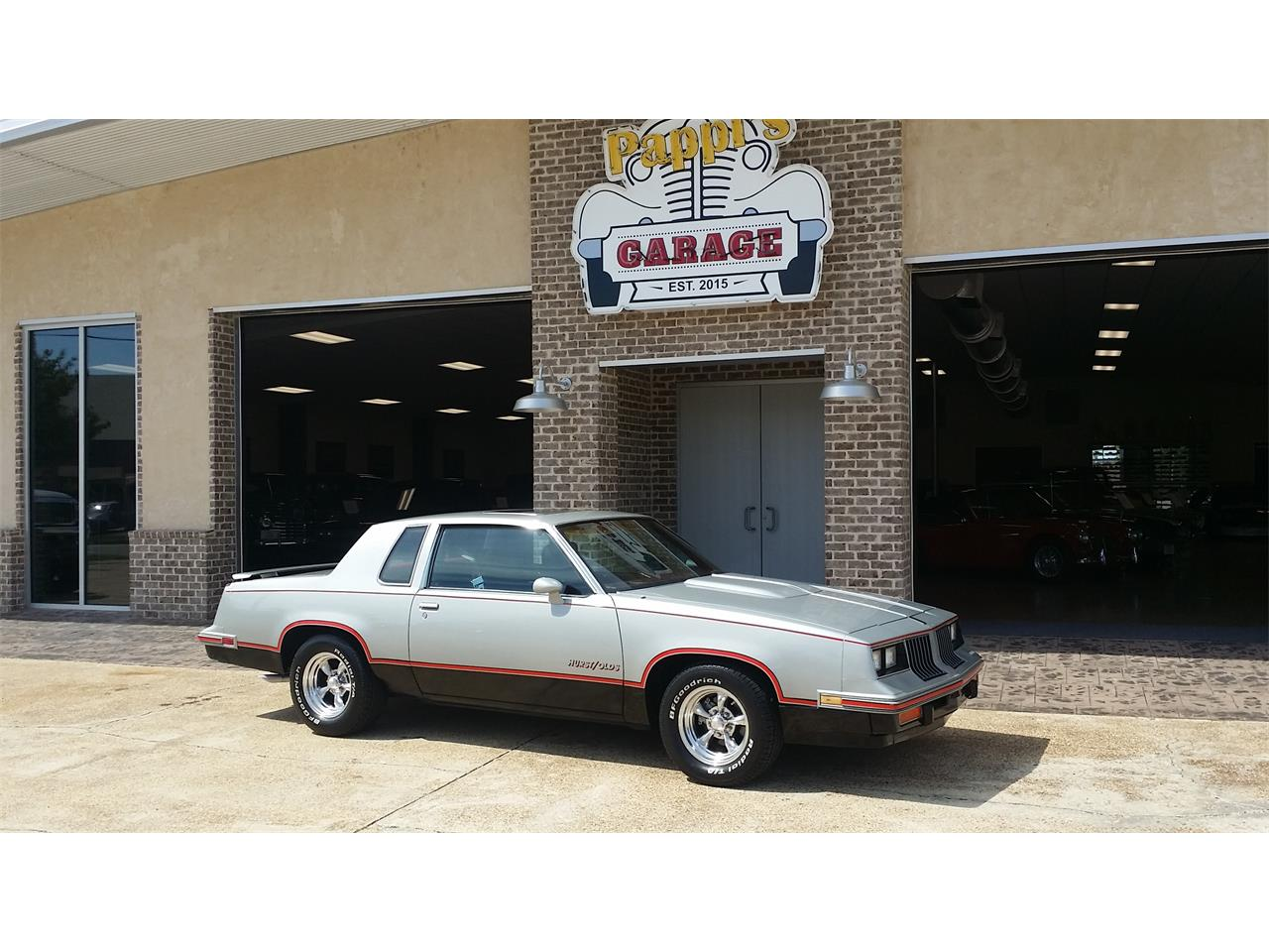 Large Picture of 1984 Oldsmobile Hurst Offered by Pappi's Garage - JOGX