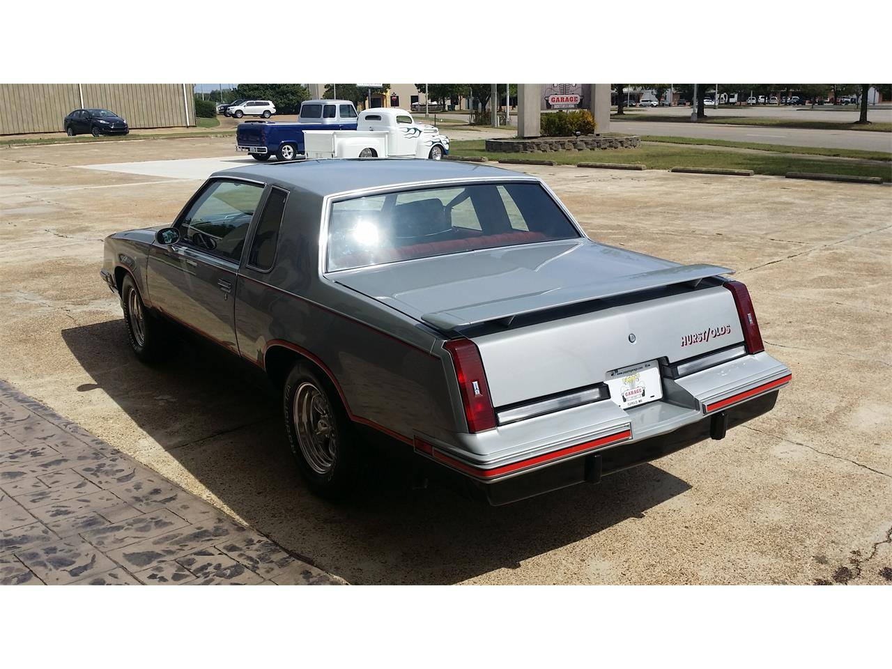 Large Picture of '84 Oldsmobile Hurst Offered by Pappi's Garage - JOGX
