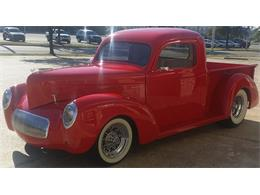 Picture of '41 Willys Pickup located in Mississippi Offered by Pappi's Garage - JOGZ