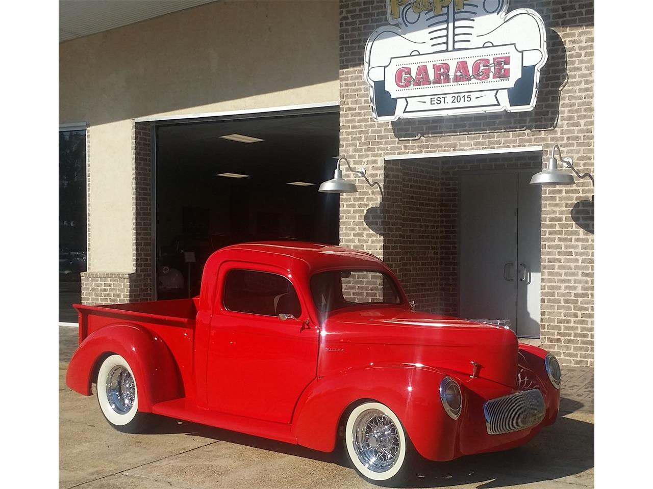 Large Picture of Classic 1941 Willys Pickup - $48,750.00 Offered by Pappi's Garage - JOGZ