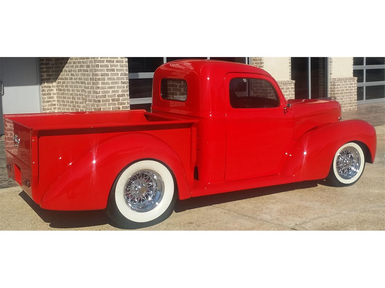Large Picture of Classic '41 Pickup located in Tupelo Mississippi Offered by Pappi's Garage - JOGZ